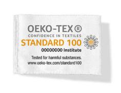 Bankhoes Milo oorfauteuil met Oeko-Tex Keurmerk