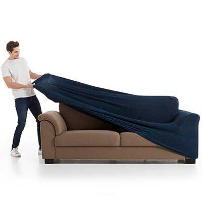 De oplossing voor uw interieur en uw gemoedsrust; een bankhoes!